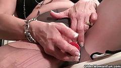 Älteres Paar hat versteckte Schlupfloch Liebe