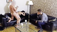 Verheiratetes fälliges weibliches Hotelzimmer verbotene Liebe
