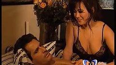 Junges Mädchen, das Sex Sex Videos des alten Mannes gibt
