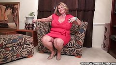 Reife Frau im geheimen geschossenen Porno des Hotels