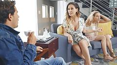 Geheime Flucht Sex mit Frau mit Nachbarn